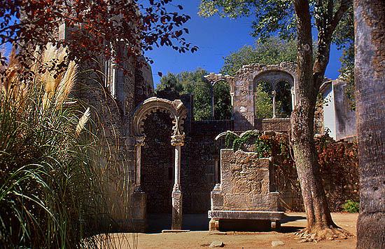 Portugal automne 2004 for Le jardin moghol 53 rue vieille du temple
